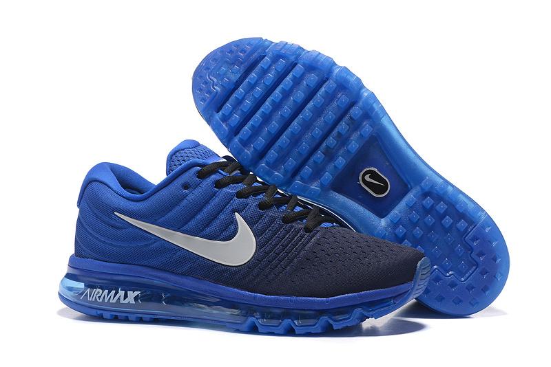 chaussure nike homme bleu blanc